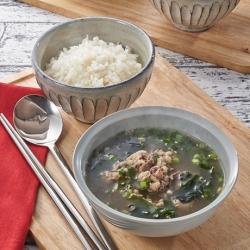 牛肉のわかめスープ~ミヨック風~