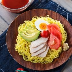 トマトつけ麺