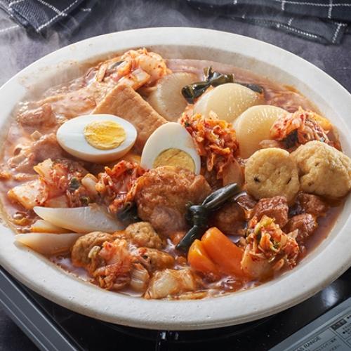 キムチおでん鍋
