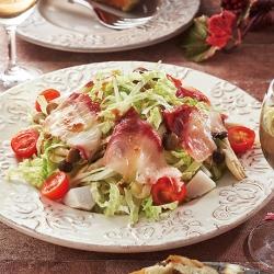 シャキシャキ白菜のぶりしゃぶECHIGO salad