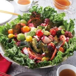 ダブルトマトのチョレギECHIGO salad