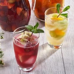 フルーツたっぷりノンアルコールビネガーサングリア