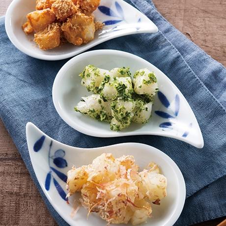 レンジで簡単調理!手作りマヨおかき