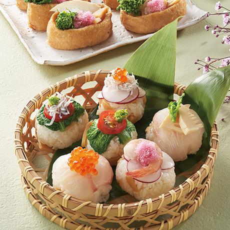 手づくりたけのこ寿司